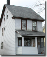 Typical Home in need of Weatherization